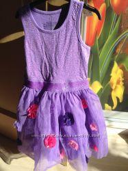 Платье Чилдренплейс с болеро, на 7-8лет