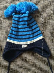 Продам шапки на мальчика Lenne, Next
