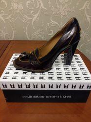 Туфли класса экстра люкс, Moreschi, ручной  работы, мегараспродажа, Италия