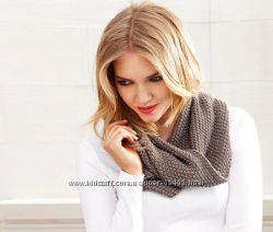 теплые шарфы и шапки ТСМ распродажа