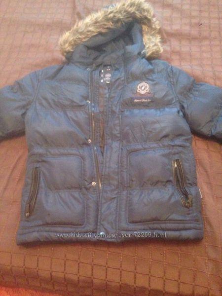 Брендовая куртка на подростка  Harry Kayn Франция