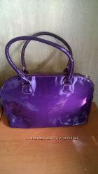 Лаковая сумка Atmosphere