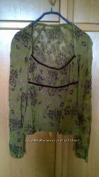 Гипюровая блузка BGN France
