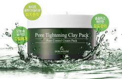 Маска из белой глины The Skin House Perfect Pore Tightening Clay Pack