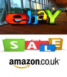 Покупки на Ebay и Amazon в Великобритании круглосуточно
