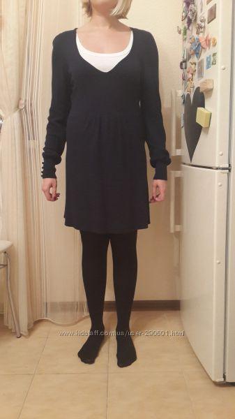 Красивая туника, можно носить как платье. Размер 40. Суперцена.