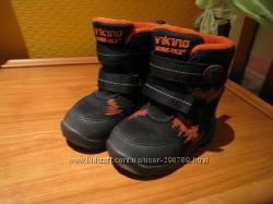 Зимние сапожки Viking Gore-Tex 20 р