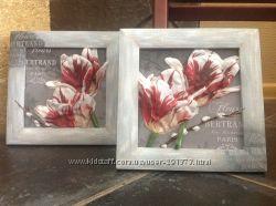 Комплект декоративных панно  Весна в Париже
