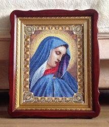 Икона Божьей Матери Скорбящая