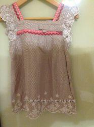 Новая блузочка Mariquita по низким ценам р. 110, 116, 122
