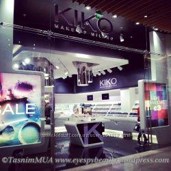 Италия Kiko Make Up Milano, оригинальная косметика  с Милана