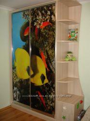 Шкаф в детскую