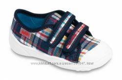 Текстильная польская обувь Befado в наличии