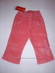 Вельветовые штаны на девочку ТМ Bobbogi