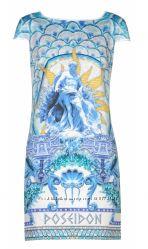 Платье в морском стиле - реплика  Just Cavalli