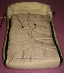 Тёплый спальник, 0 до 3 лет