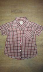 H&M рубашечка идеальное состояние
