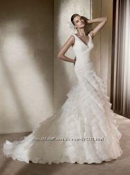 Продам фирменное свадебное платье Pronovias ALFA  Испания