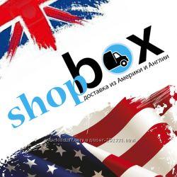 ShopBox - заказ и доставка товаров из США и Европы