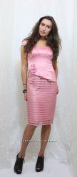 Нарядное белорусское платье класса ЛЮКС , 44. Распродажа