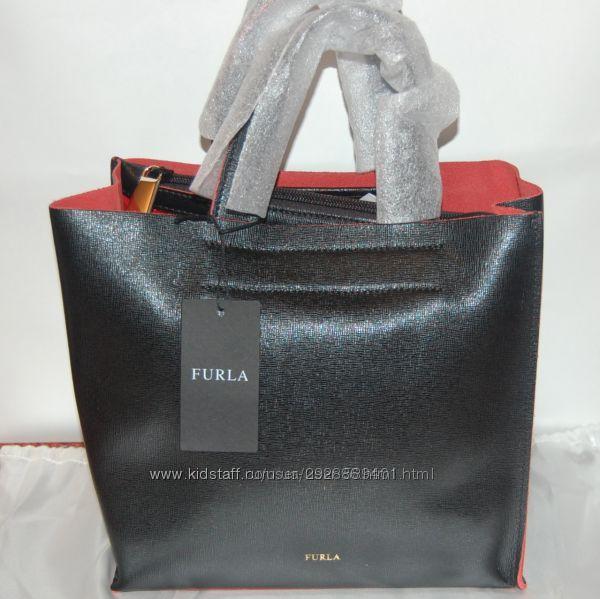 Продано: Сумка Furla оригинал - сумки средних размеров в