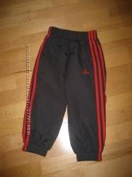 Спортивные брюки Адидас, рост 104 оригинал
