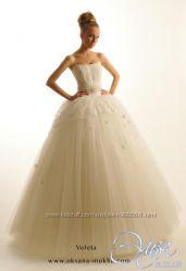 Продаю сногшыбательное дизайнерское свадебное платье