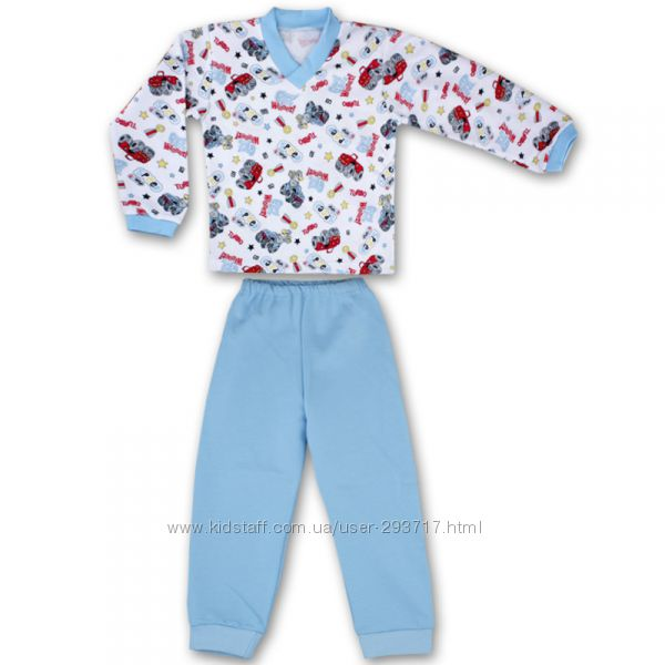 Пижамы футер
