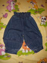 Штаны, джинсы 6-9мес