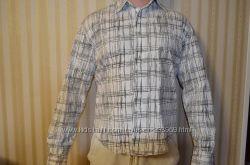 Б-у мужская рубашка р. XL