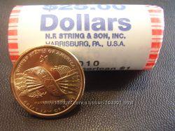 1 доллар США - доллары в ассортименте