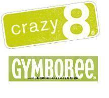 Заказы с сайтов Сrazy8, Gymboree, Disneystore без комиссии