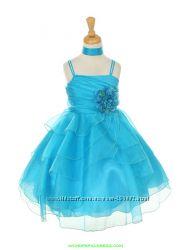 Очень красивые детские платья. Покупаю в США. Минимальная комиссия