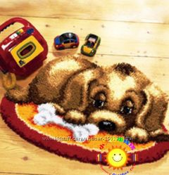 Наборы для изготовления детских ковриков