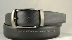 мужские кожаные классические ремни ширина 35мм