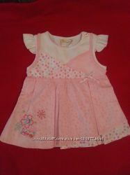 Чудесное платье на лето для девочки от Deloras р. 92