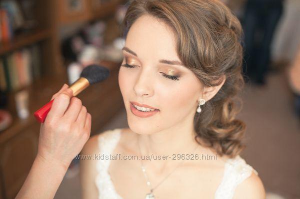 Уроки макияжа, визаж на косметике МАС от профессионала Киев
