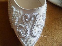Свадебные туфли LOUIZA PEERESS