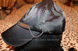 стильная черная кепка бейсболка Adidas Respect me 1-я линия