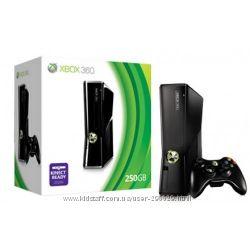 игровая приставка Xbox 360 Slim 500 Gb Freebot прошит привод LT 2. 0 и 3. 0