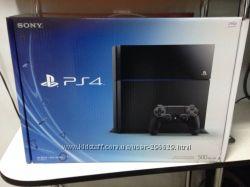 уже в наличии игровая приставка Sony Playstation PS4 и PS4Pro