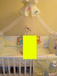 Защита на детскую кроватку  MERRY LAND Польша
