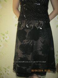 Нарядная шикарная юбка