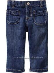 удобные и качественные джинсы для девочек OLD NAVY в наличии