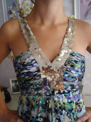 Супер стильное коктейльное платье