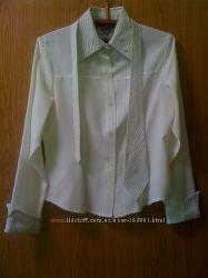 Красивые блузки и рубашки в деловом стиле. В наличии