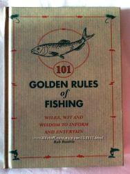 Эксклюзив. Секреты успешного рыболова  101 золотое правило  на англ. я