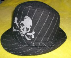 новая красивая стильная  шляпа  р. 57