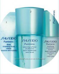 Shiseido  Pureness  в ассортименте
