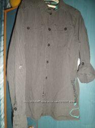 Стильная рубашка на подростка